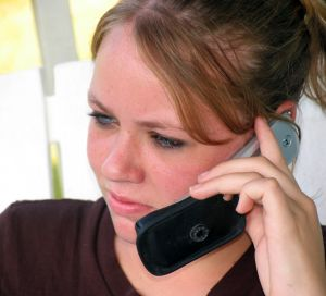"""""""Hey, I'm calling to complain about the jerk that I'm dating instead of you."""""""